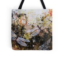 Rainforest and Dragonfly Tote Bag