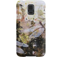 Rainforest and Dragonfly Samsung Galaxy Case/Skin