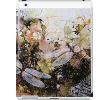 Rainforest and Dragonfly iPad Case/Skin