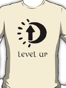 Oblivion Level Up II T-Shirt