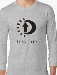 Oblivion Level Up II Long Sleeve T-Shirt