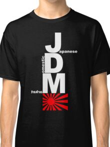 JDM Rising Sun (1) Classic T-Shirt