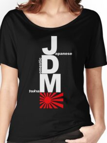 JDM Rising Sun (1) Women's Relaxed Fit T-Shirt