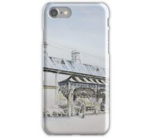 Forbes Railway Station iPhone Case/Skin