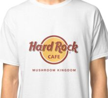 Hard Rock Cafe Mushroom Kingdom Mario Classic T-Shirt