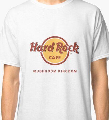 Hard Rock Cafe Mushroom Kingdom Mario Classic T-Shirt