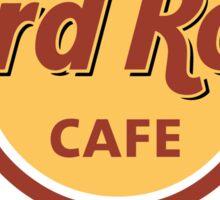 Hard Rock Cafe Mushroom Kingdom Mario Sticker