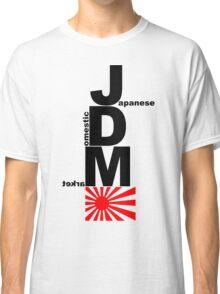 JDM Rising Sun (2) Classic T-Shirt