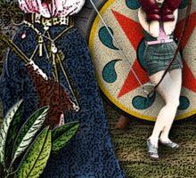 Sagittarius - from The Midway Arcana Sticker