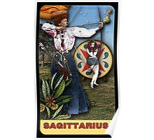 Sagittarius - from The Midway Arcana Poster