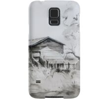 Old Shearing Shed, Forbes, NSW Samsung Galaxy Case/Skin