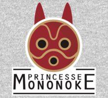 Princess Mononoke color Kids Tee