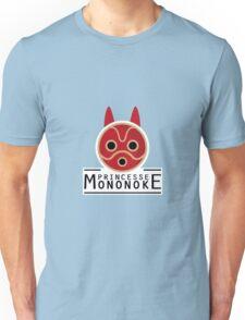 Princess Mononoke color Unisex T-Shirt