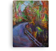"""Road"" Canvas Print"