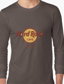 Hard Rock Cafe Mordor Lord of the Rings Long Sleeve T-Shirt