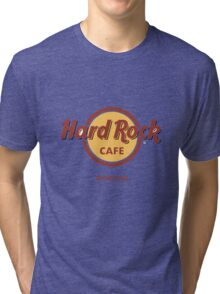 Hard Rock Cafe Mordor Lord of the Rings Tri-blend T-Shirt
