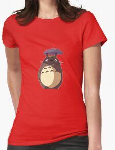 Totoro - My neighborn Totoro Womens Fitted T-Shirt