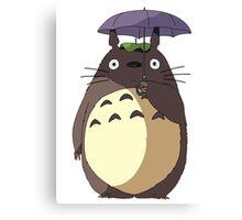 Totoro - My neighborn Totoro Canvas Print