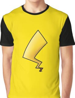 Pikachu Tail Graphic T-Shirt
