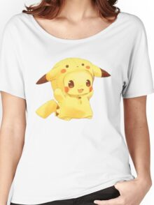 Baby Pikachu Women's Relaxed Fit T-Shirt