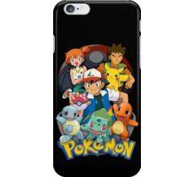 Pokemon Indigo Gang iPhone Case/Skin