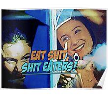 Wynonna Earp - Waverly and a Gun Poster