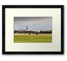 Canberra PR.9 XH134 G-OMHD Framed Print