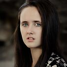 Pale blue eyes by Brian Edworthy
