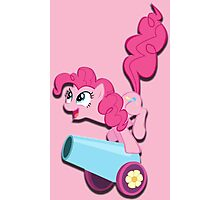 Pinkie Pie (My Little Pony) (W/V) Photographic Print