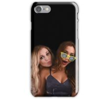 Eliza Taylor & Lindsey Morgan - The 100 Comic Con - Princess Mechanic iPhone Case/Skin