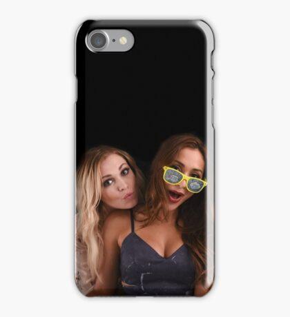 Eliza Taylor & Lindsey Morgan - The 100 Comic Con - Princess Mechanic iPhone Case/Skin