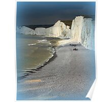 England's Seven Sisters Poster