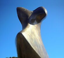 Henry Moore Sculpture by jezkemp