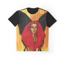 Fiery Fairy Graphic T-Shirt