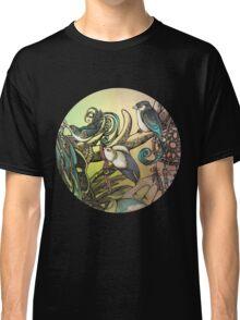 Three birds Classic T-Shirt