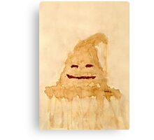 Coffee Art - Sorting Hat Canvas Print