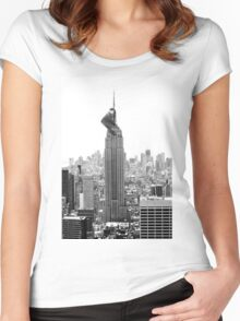 Kim Kong Women's Fitted Scoop T-Shirt