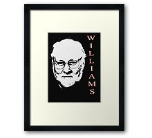 John Williams: Maestro series Framed Print