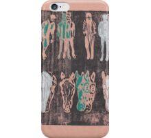 Four Horse Men iPhone Case/Skin