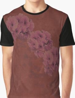 Dusty Primrose Clusters Graphic T-Shirt