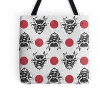 Moon in my head Tote Bag