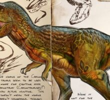 ARK: Survival Evolved - Carnotaurus  Sticker