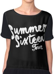 Summer Sixteen Tour - Drake Chiffon Top