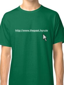 Hyperlink To The Past Classic T-Shirt
