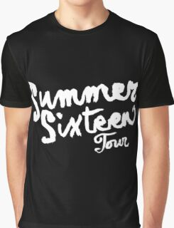 Summer Sixteen Tour - Drake Graphic T-Shirt