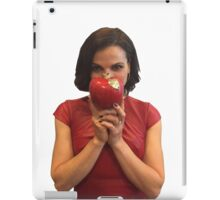 Lana Parrilla at San Diego Comic Con 2016 iPad Case/Skin