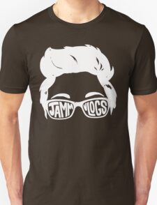 JAMMvlogs Typography Tee T-Shirt
