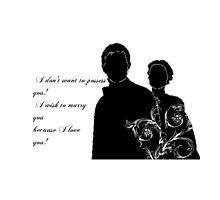North and South Quote Photographic Print
