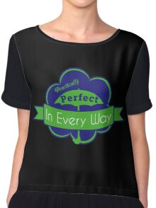 Practically Perfect in Every Way Chiffon Top