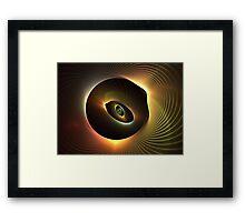 Eris Framed Print